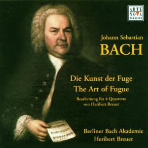 J.S. Bach: The Art of Fugue